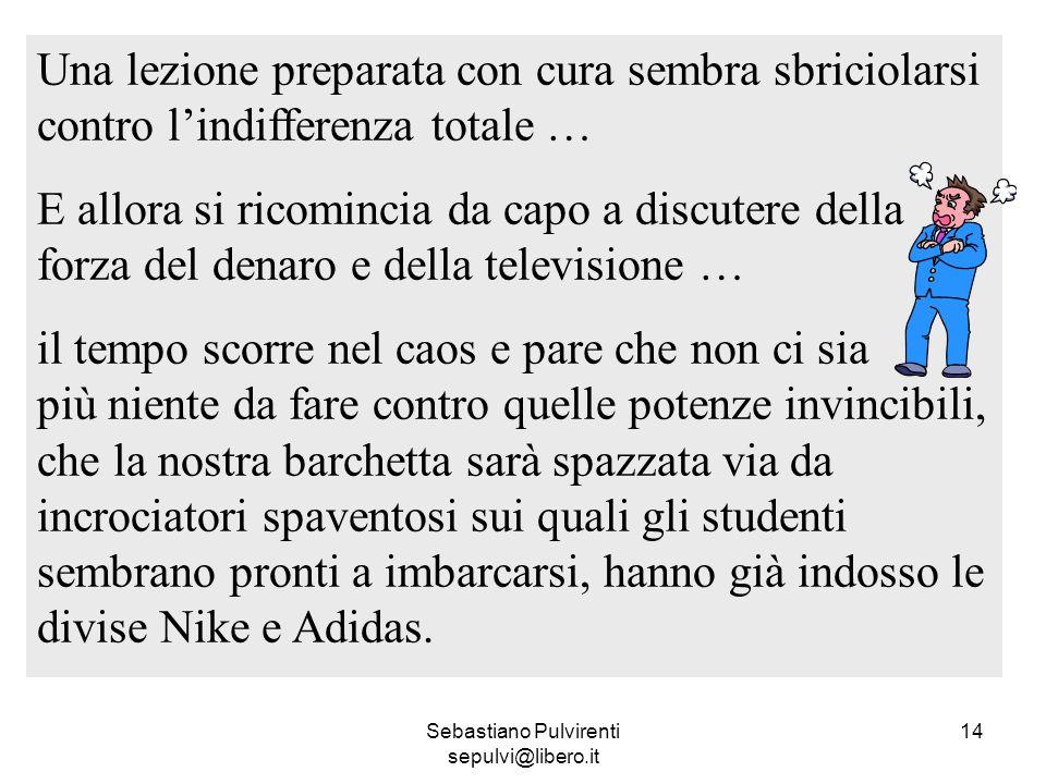 Sebastiano Pulvirenti sepulvi@libero.it
