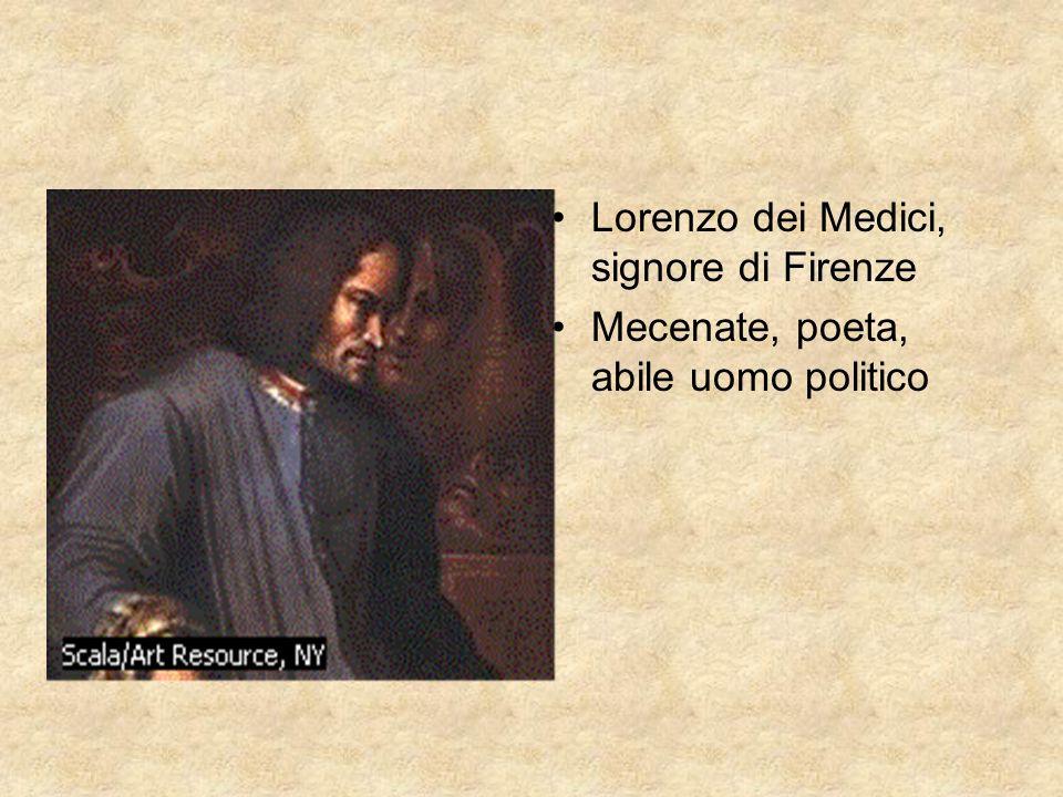 Lorenzo dei Medici, signore di Firenze