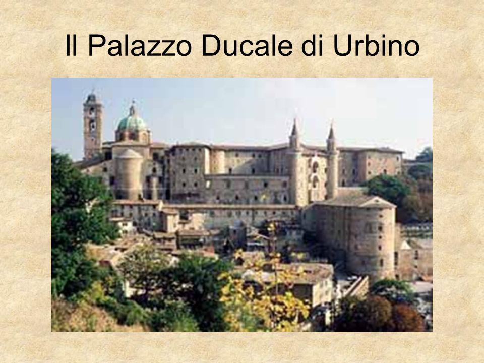 Il Palazzo Ducale di Urbino
