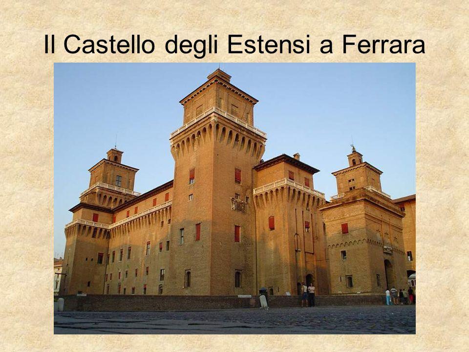 Il Castello degli Estensi a Ferrara