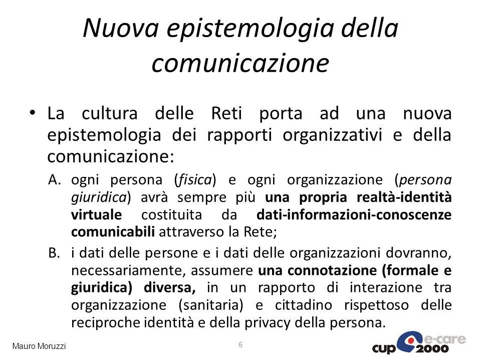 Nuova epistemologia della comunicazione