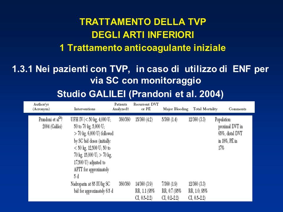 Studio GALILEI (Prandoni et al. 2004)