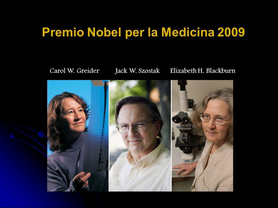 Premio Nobel per la Medicina 2009
