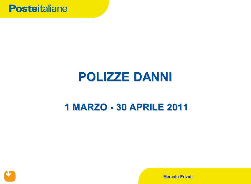 POLIZZE DANNI 1 MARZO - 30 APRILE 2011
