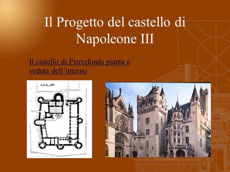 Il Progetto del castello di Napoleone III