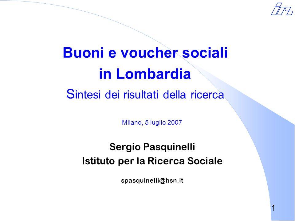 Istituto per la Ricerca Sociale