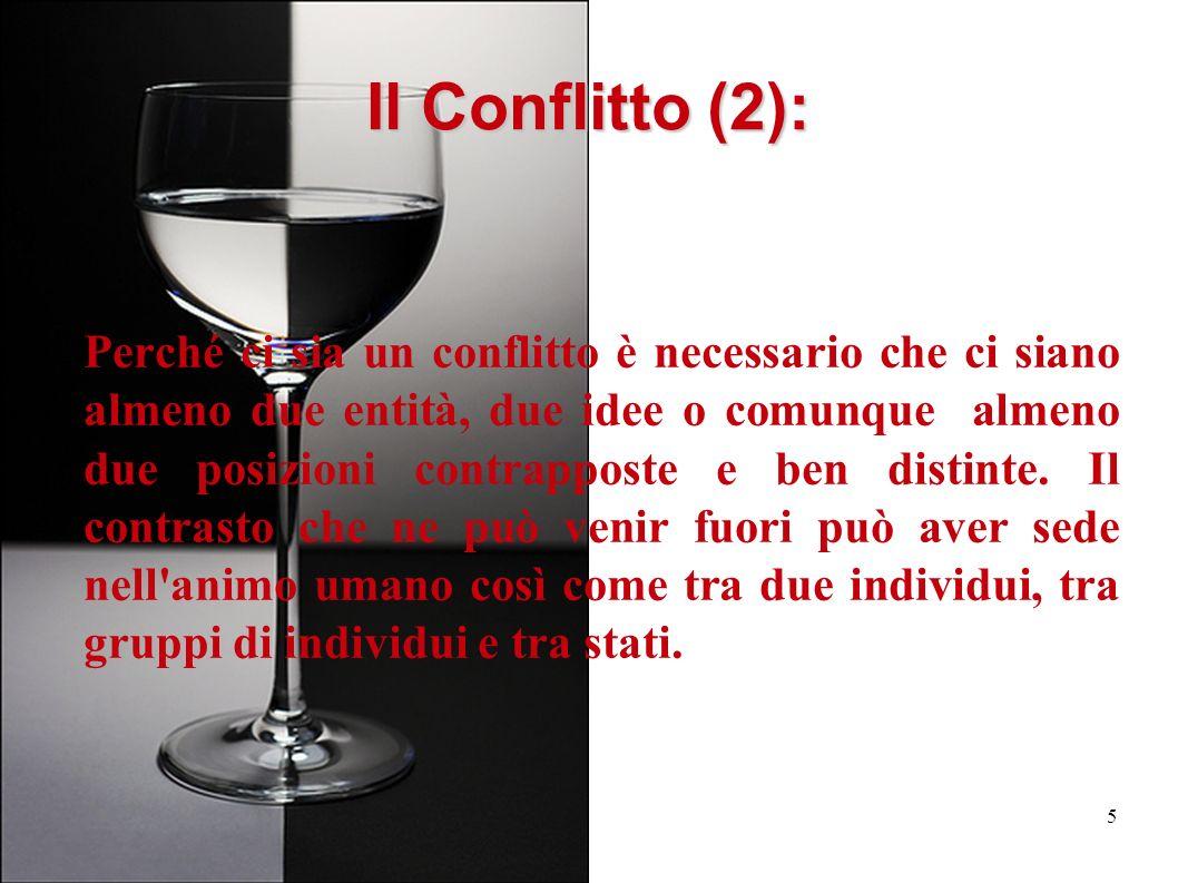 Il Conflitto (2):