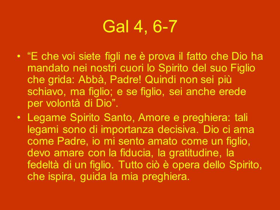Gal 4, 6-7