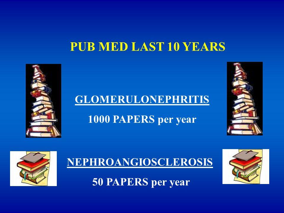NEPHROANGIOSCLEROSIS