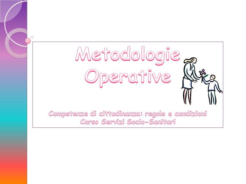 Metodologie Operative