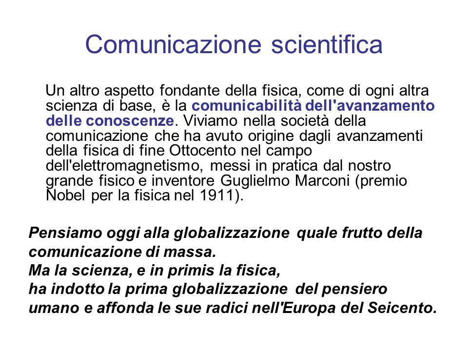 Comunicazione scientifica