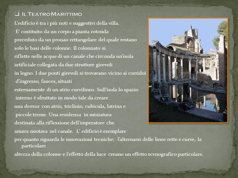 Il Teatro Marittimo