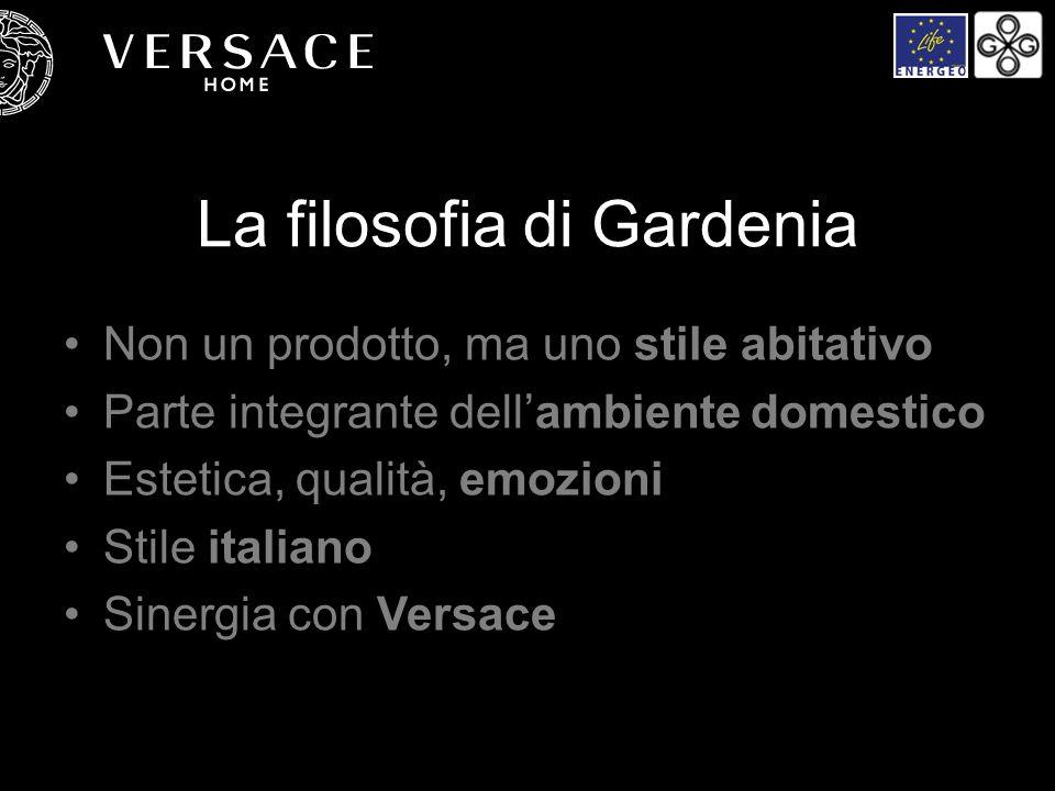 La filosofia di Gardenia