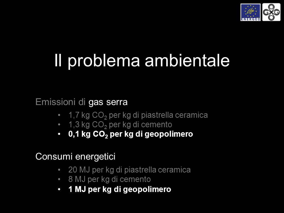 Il problema ambientale