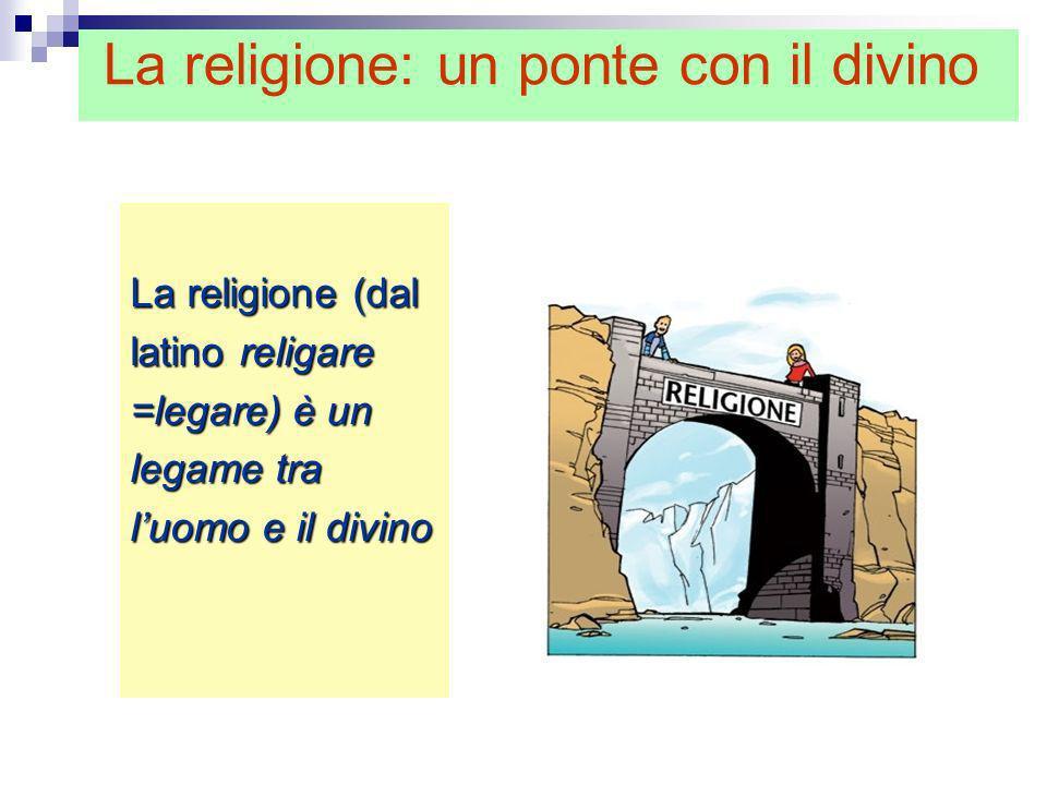 La religione: un ponte con il divino