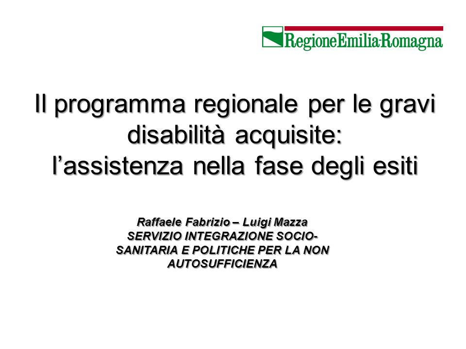 Raffaele Fabrizio – Luigi Mazza