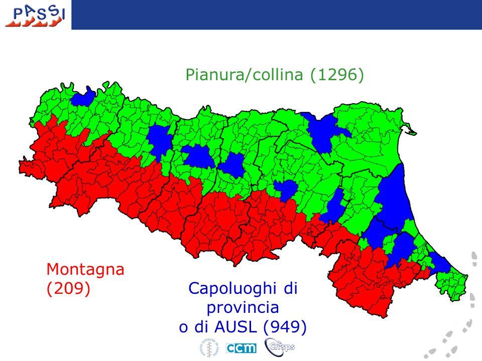 Capoluoghi di provincia