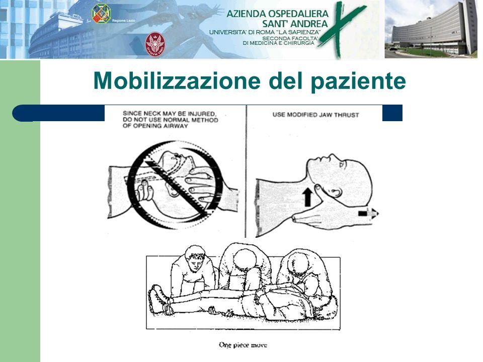 Mobilizzazione del paziente