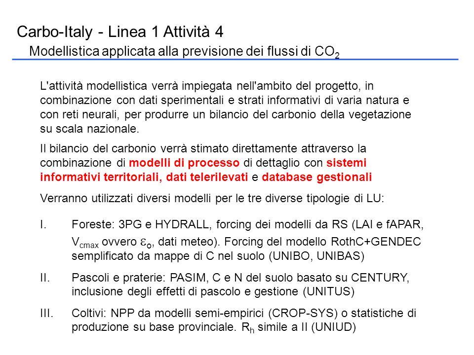 Carbo-Italy - Linea 1 Attività 4