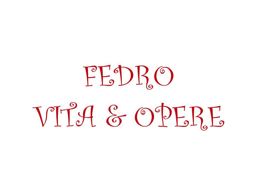 FEDRO VITA & OPERE