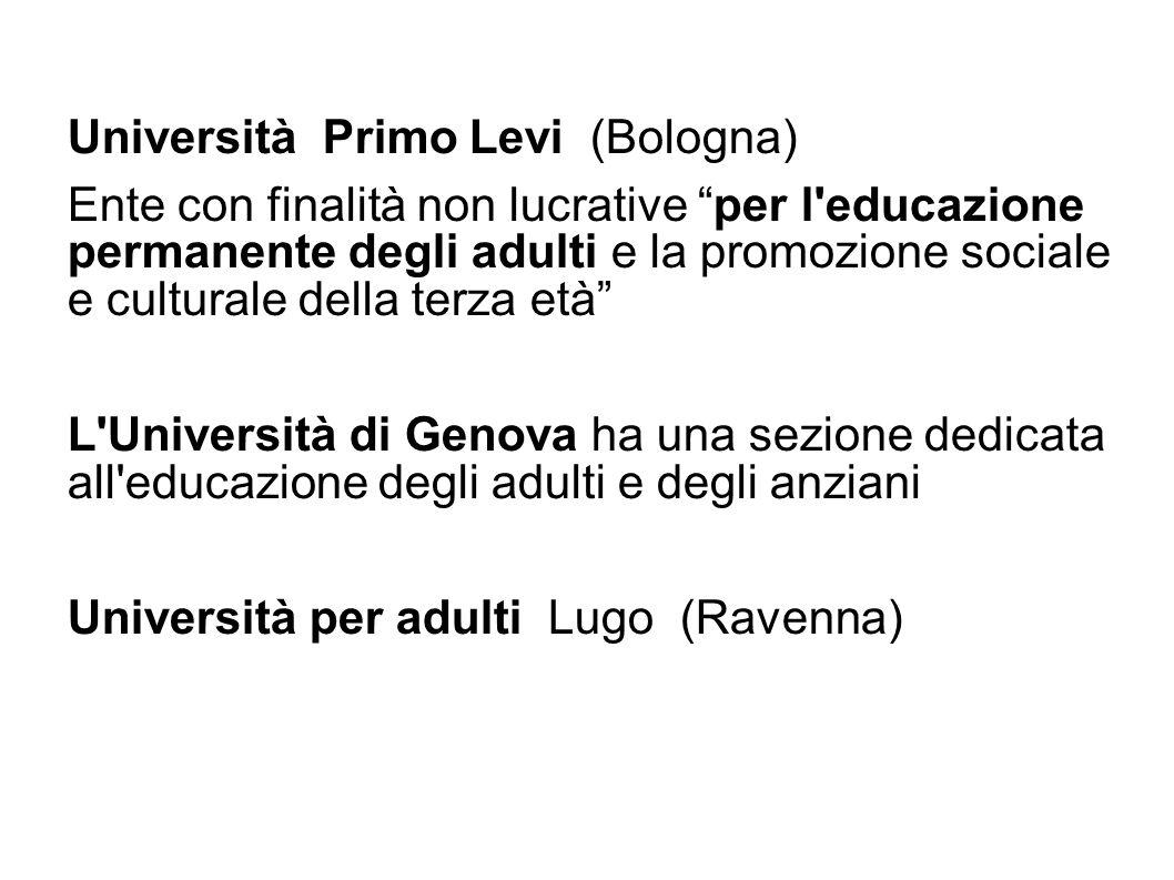 Università Primo Levi (Bologna)