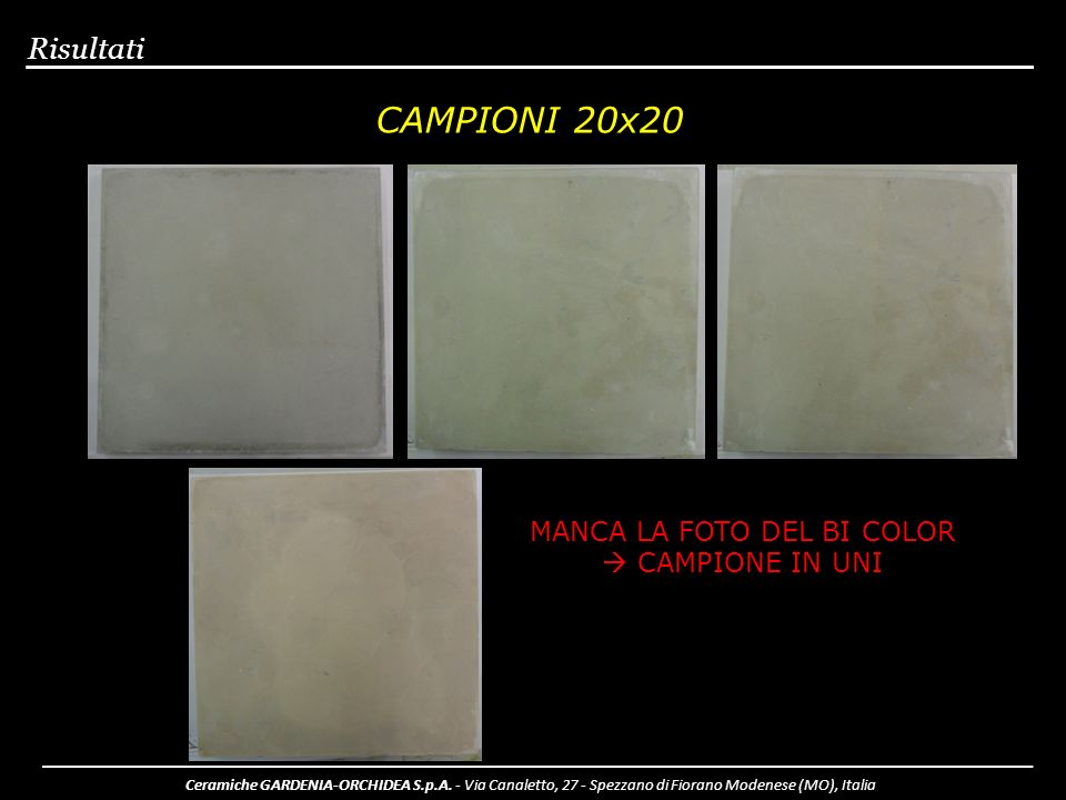 MANCA LA FOTO DEL BI COLOR  CAMPIONE IN UNI
