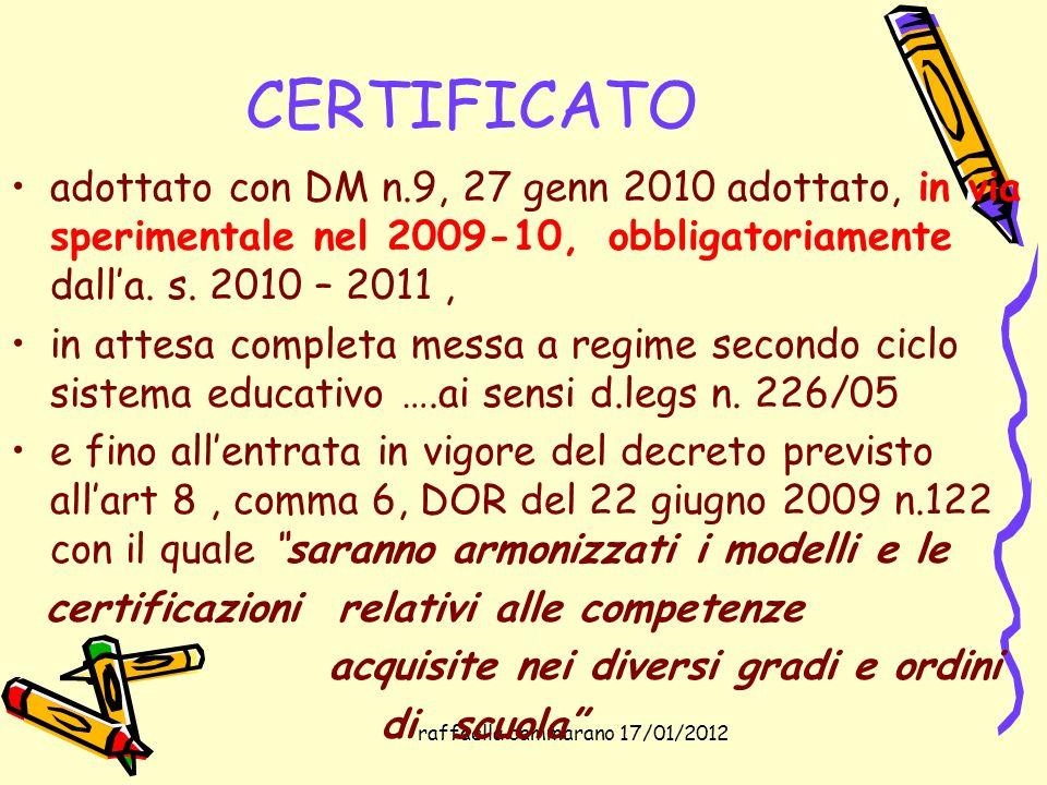 raffaella cammarano 17/01/2012