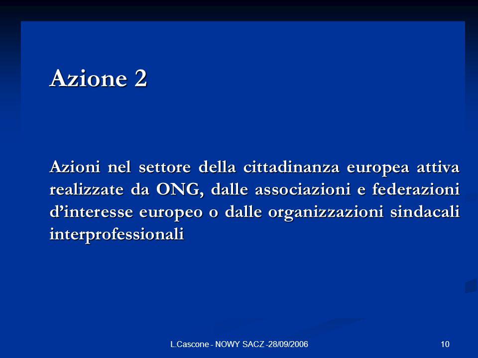 L.Cascone - NOWY SACZ -28/09/2006