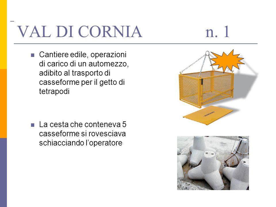 VAL DI CORNIA n. 1.