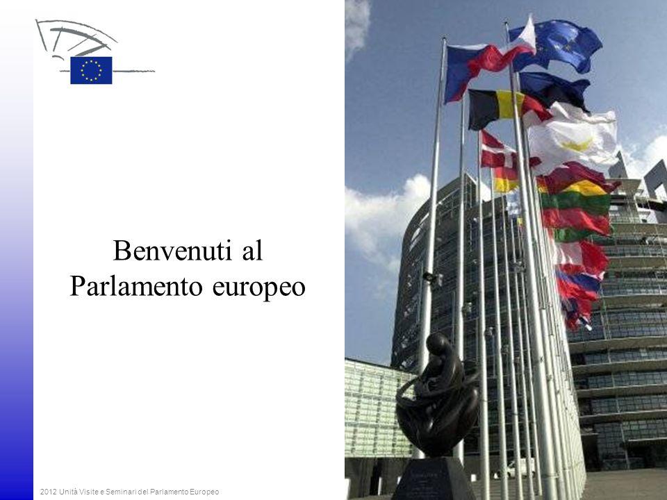 Benvenuti al Parlamento europeo