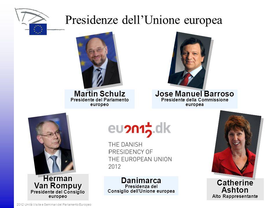 Presidenze dell'Unione europea