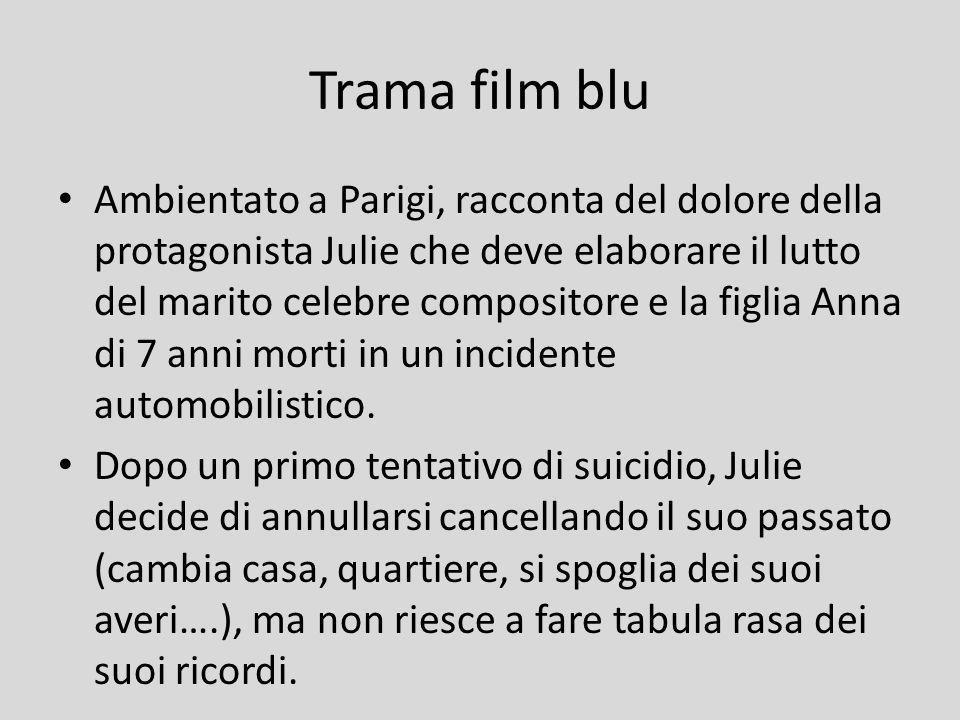 Trama film blu