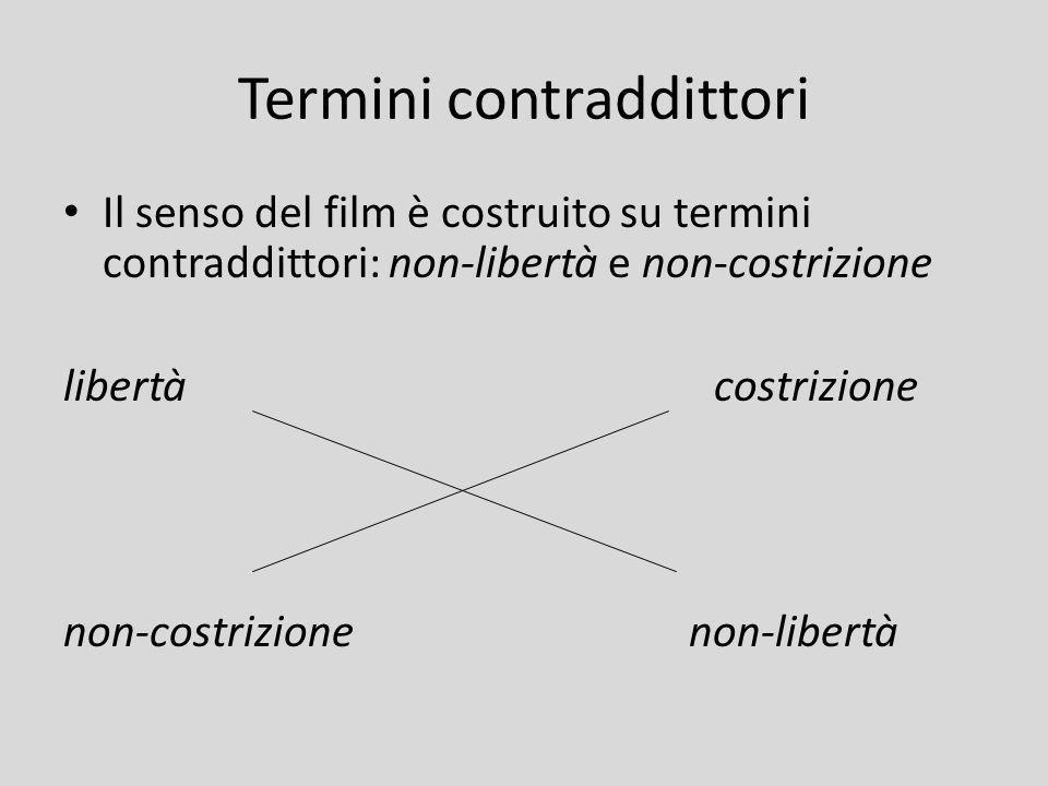 Termini contraddittori