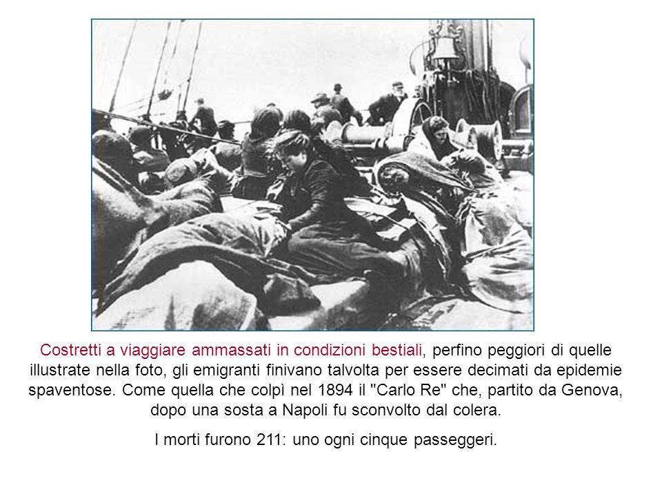 I morti furono 211: uno ogni cinque passeggeri.