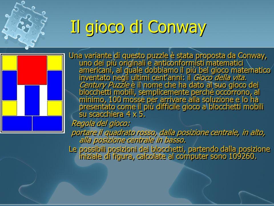 Il gioco di Conway