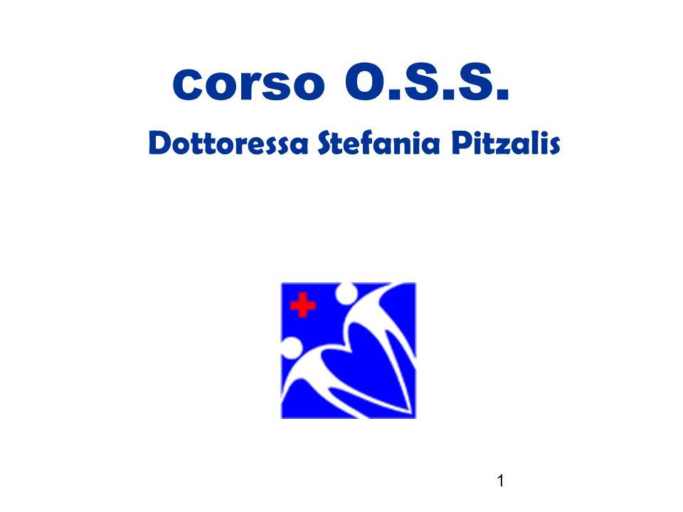 Dottoressa Stefania Pitzalis
