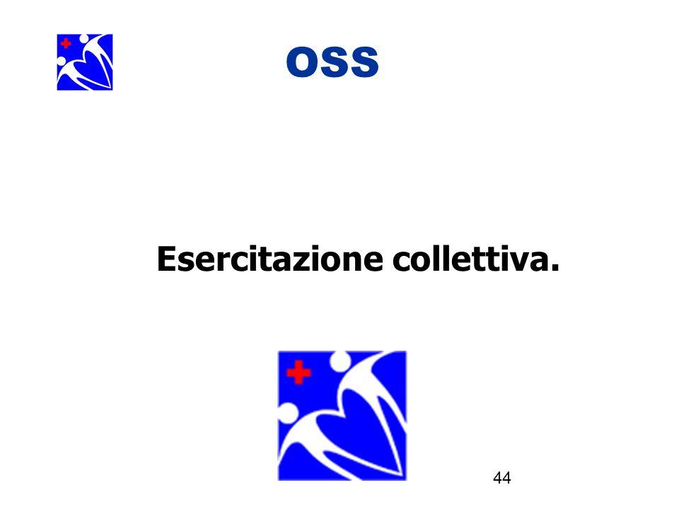Esercitazione collettiva.