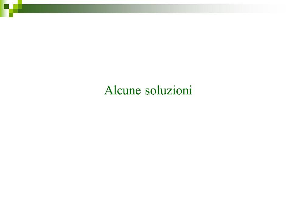 Alcune soluzioni La manovra finanziaria 2008 e gli enti locali