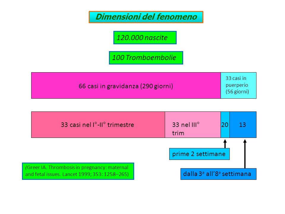 Dimensioni del fenomeno