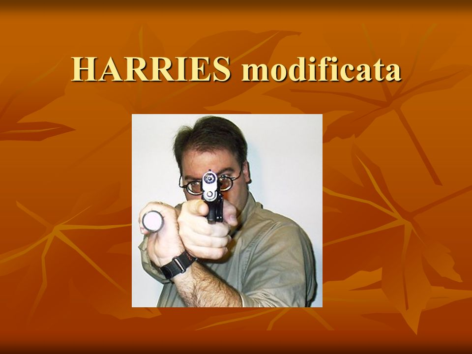 HARRIES modificata