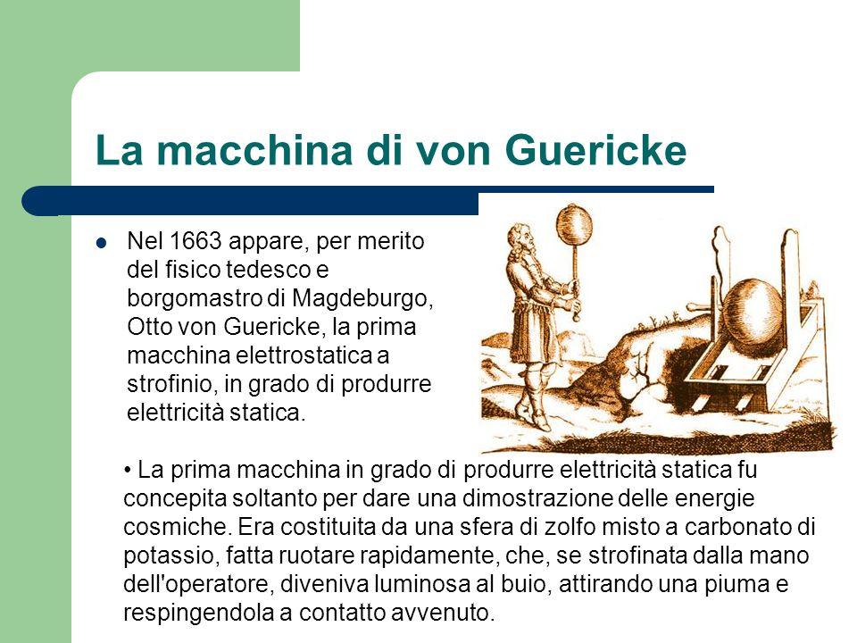 La macchina di von Guericke