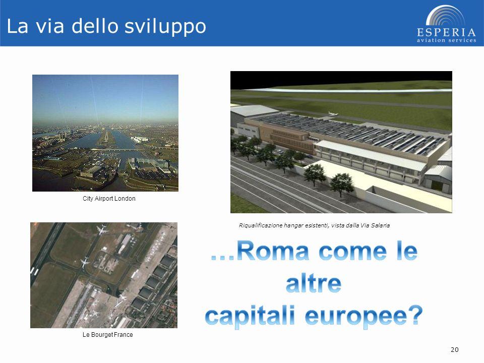 …Roma come le altre capitali europee