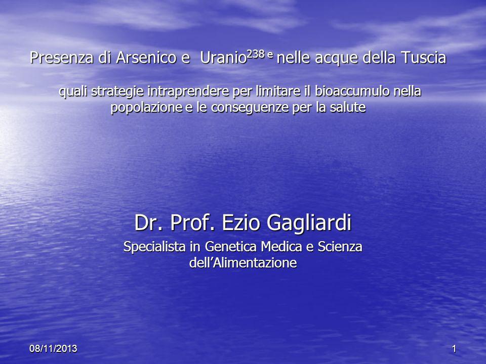 Specialista in Genetica Medica e Scienza dell'Alimentazione