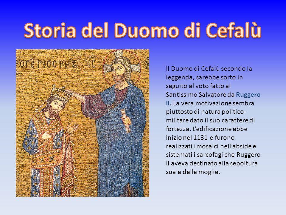 Storia del Duomo di Cefalù