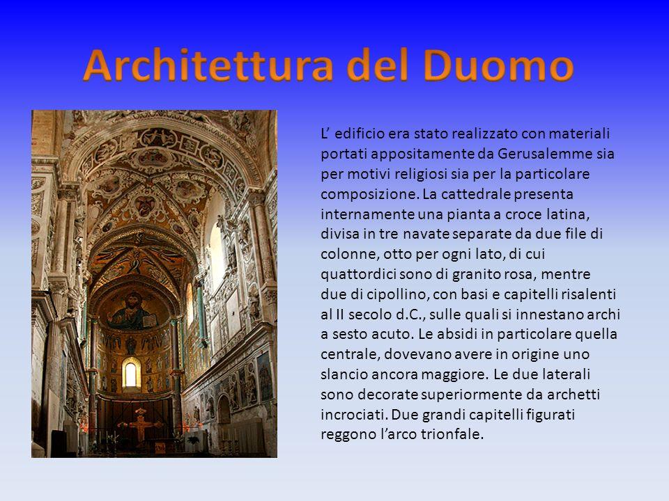 Architettura del Duomo