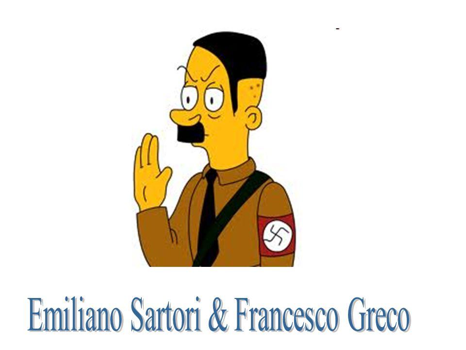 Emiliano Sartori & Francesco Greco