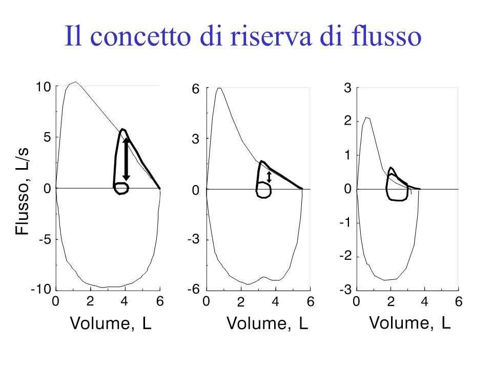 Il concetto di riserva di flusso