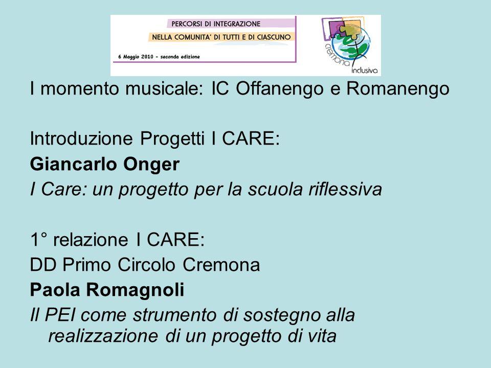 I momento musicale: IC Offanengo e Romanengo