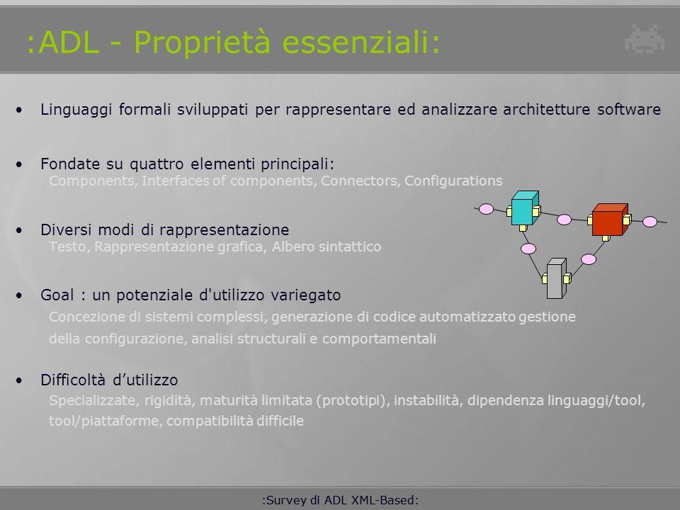 :ADL - Proprietà essenziali: