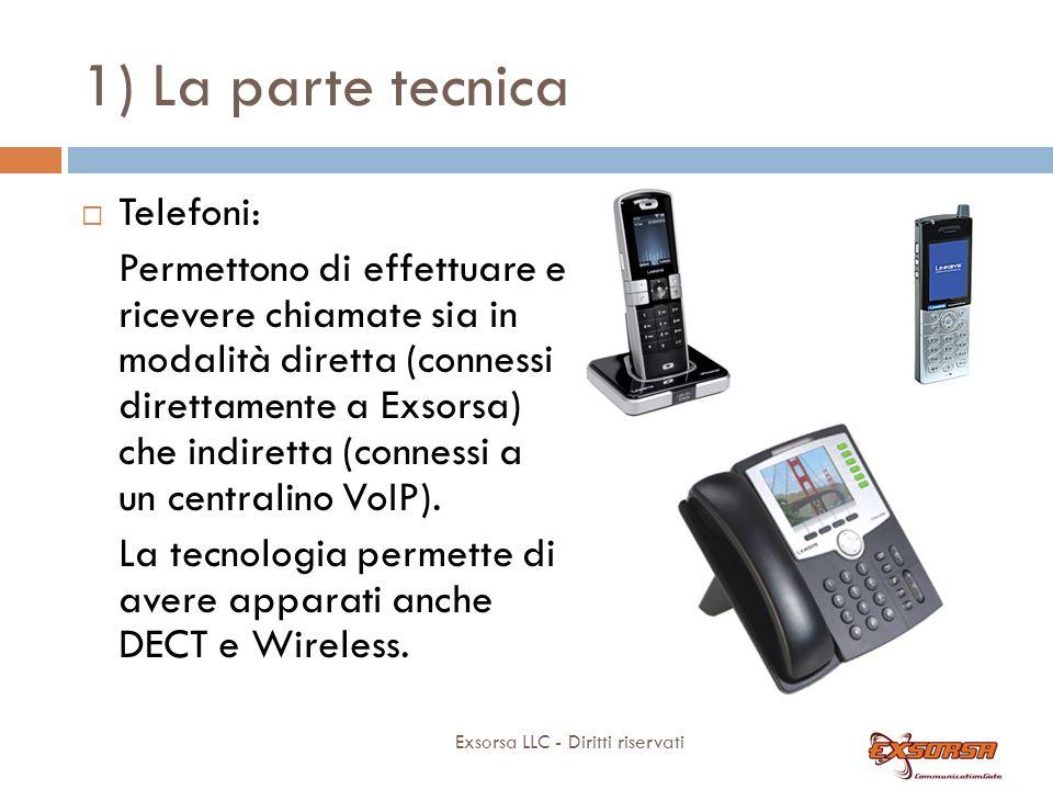 1) La parte tecnica Softphone: